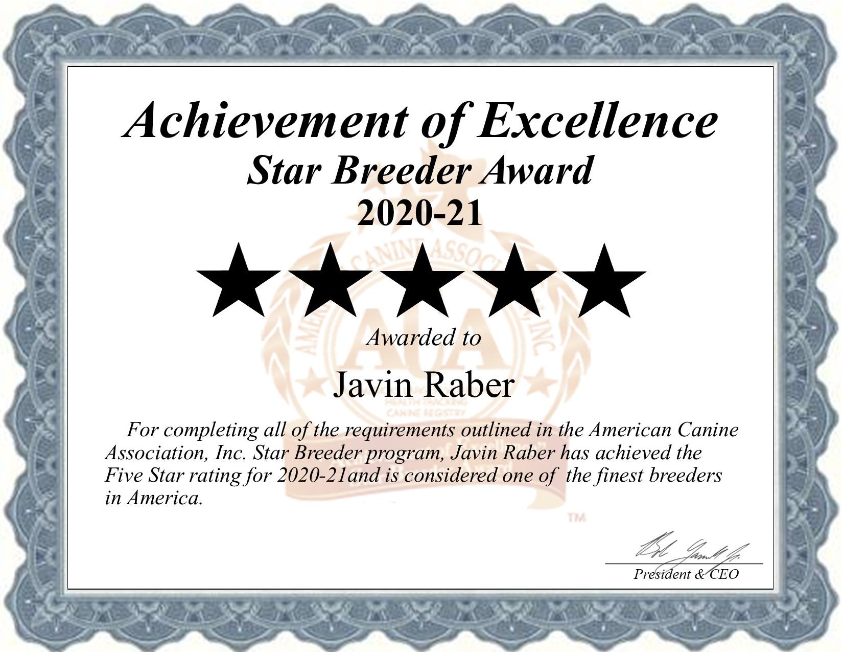 Javin, Raber, dog, breeder, star, certificate, Javin-Raber, Flat Rock, Il, Illinios, puppy, dog, kennels, mill, puppymill, usda, 5-star, aca, ica, registered, Berniedoodle, 33-A-0586