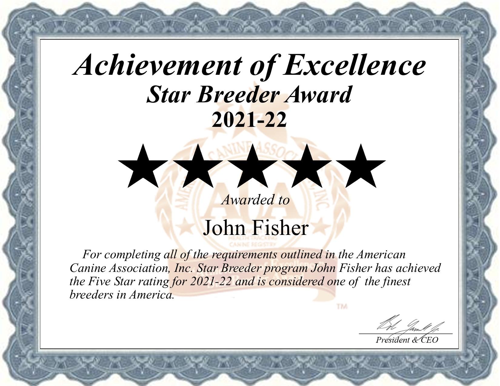 John, Fisher, dog, breeder, star, certificate, John-Fisher, Coatesville, PA, Pennsylvania, puppy, dog, kennels, mill, puppymill, usda, 5-star, aca, ica, registered, Doodle