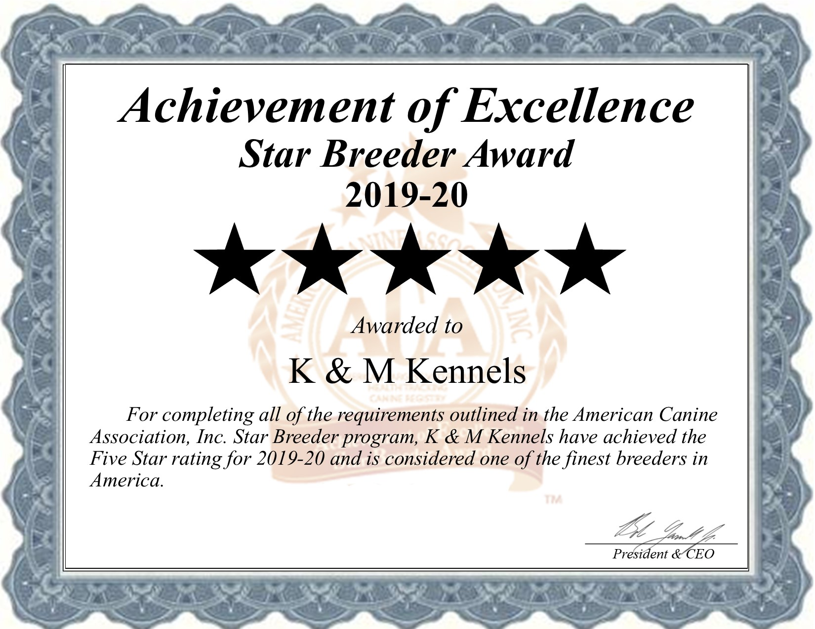 K&M, kennels, K, and, M, kennel, certificate dog, breeder, dog_breeder, kennel, star breeder, star breeder, mount, joy, pa, pennsylvania, county, usda, puppy, puppies, ACA, ICA