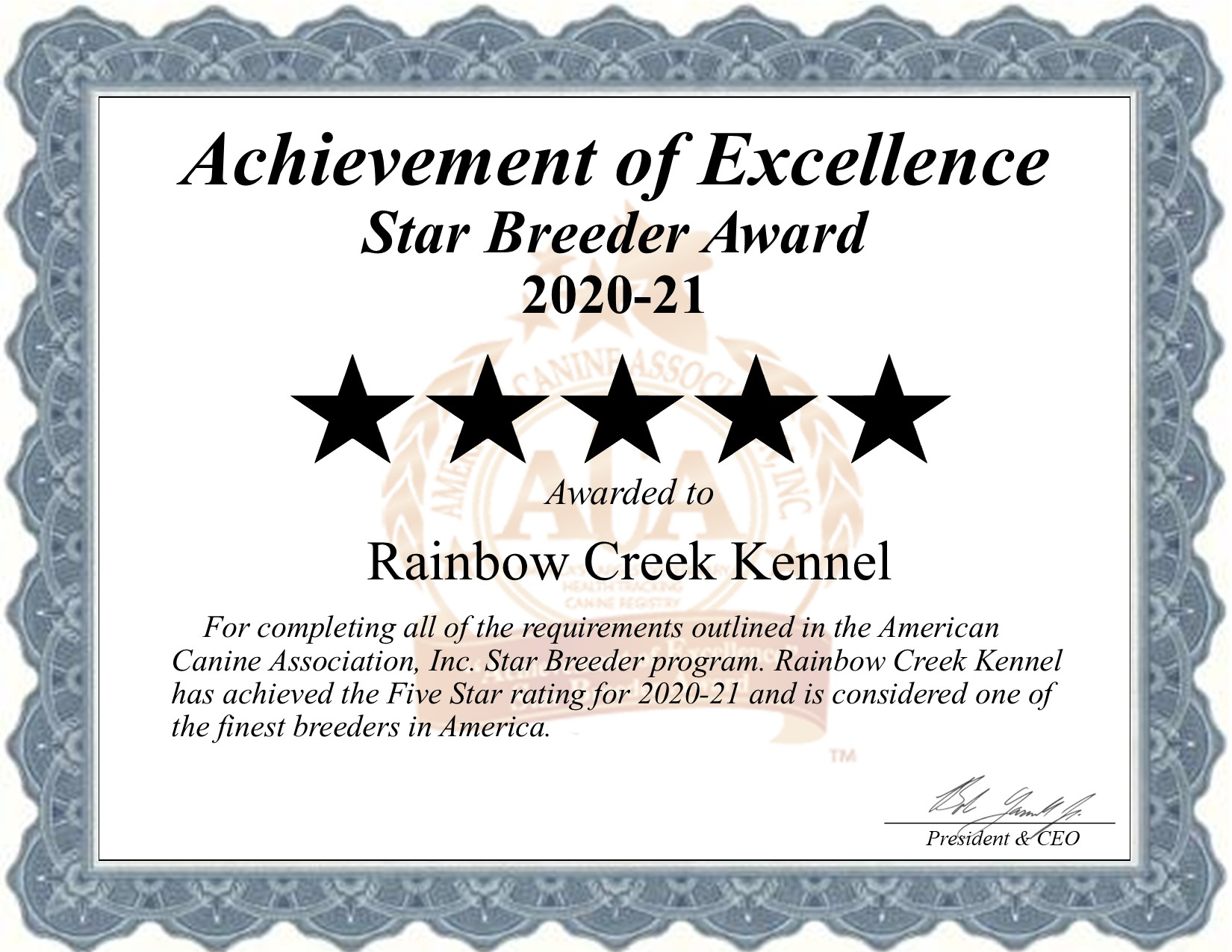 Rainbow, Creek, Kennels, dog, breeder, star, certificate, Rainbow-Creek-Kennels, South, Butler, NY, New, York, puppy, dog, kennel, mill, puppymill, usda, 5-star, aca, ica, registered, yorkie, pug, poodle, 21-A-0179, 21A0179