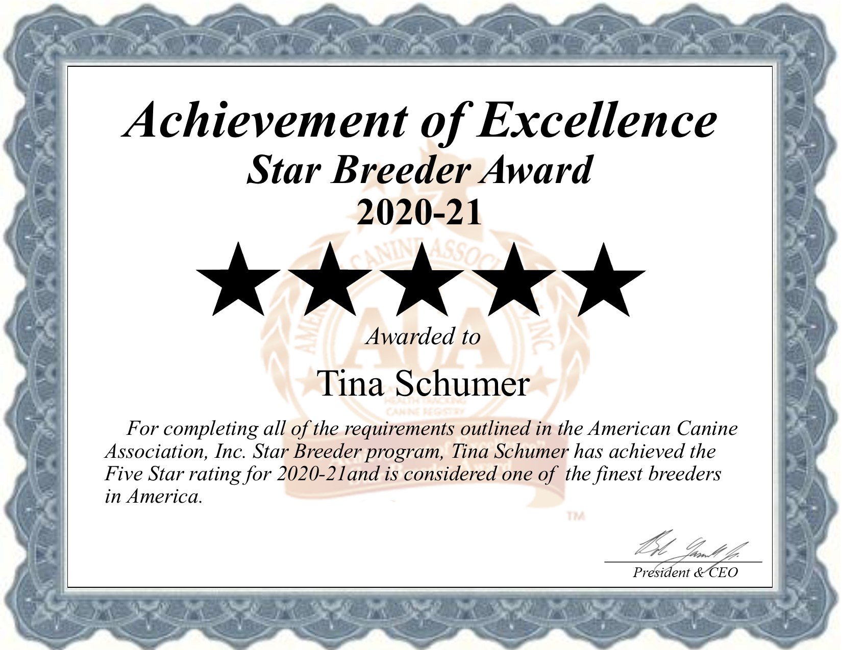 tina, schumer, dog, breeder, certificate, tina-schumer, dog-breeder, kennels, puppies, for, sale, history, puppies, pups, usda, inspected, inspection, records, for sale, puxico, mo, missouri, star, cert, aca, ica, puppy, mill, puppymill