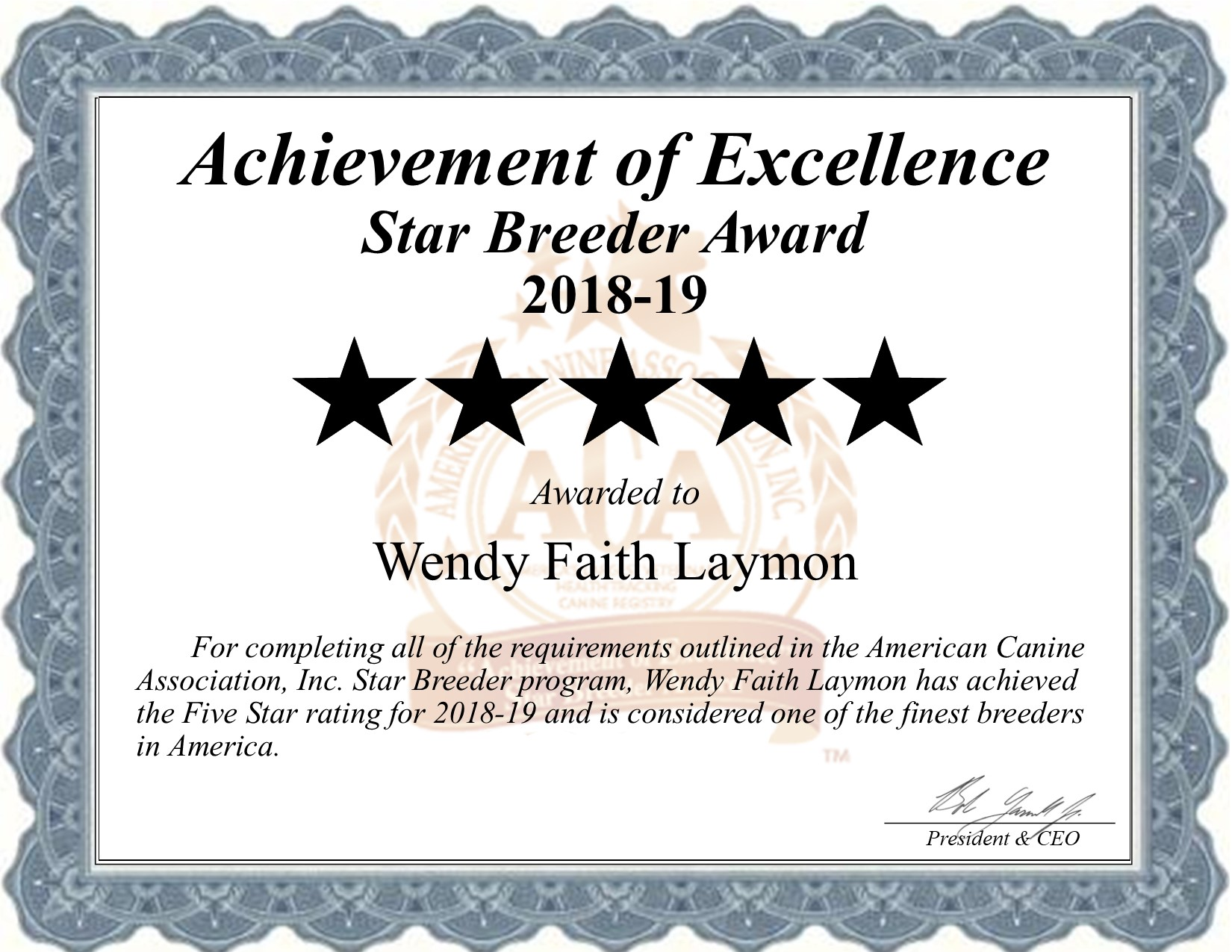 wendy, faith, laymon, certificate, dog, breeder, wendy-laymon, dog-breeder, missouri, usda, puppy, puppies, ACA, ICA, french, bulldog, bull, dog,1205, Delzell, Woods, Rd, Rogersville, MO, 65742