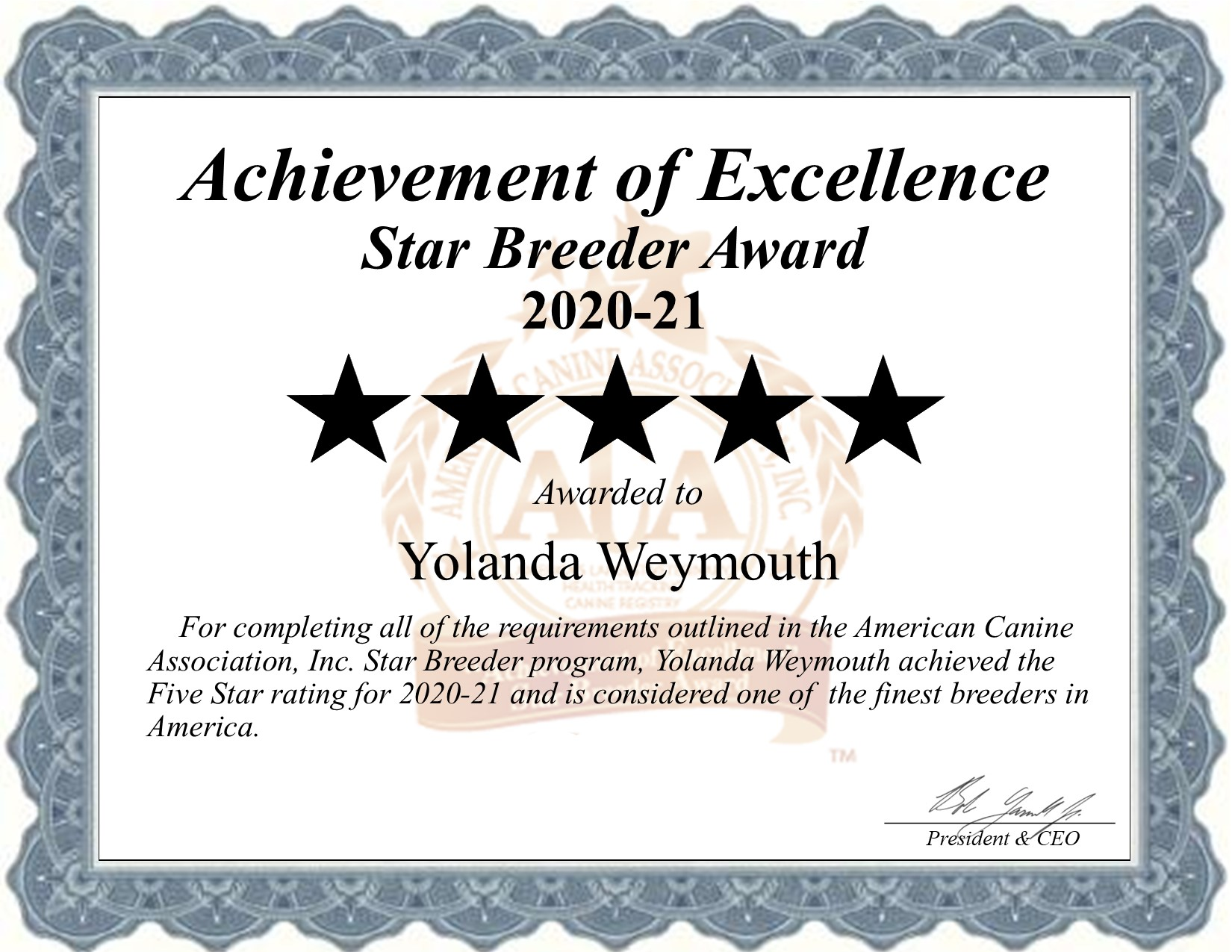 yolanda, weymouth, dog, breeder, phil, yolanda-weymouth, dog, breeder, subiaco, ar, arkansas, star, certificate, yorkshire, daschund, puppy, mill, puppymill, usda, 71-a-0874, 71a0874, inspection, records, kennel