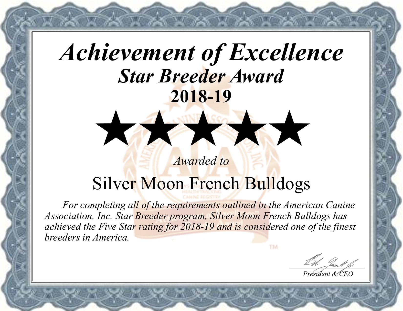 silver, moon, french, bulldogs, certificate, silver-moon, french-bulldogs, bull, dogs, dog, breeder, seymour, mo, missouri, pup, pups, puppies, USDA, Licensed, Inspected, license, number, kennel, puppies, litter, agriculture, department, dept, dogs, star, breeders, USA, loving, American, Canine, Association, Program, Dog, ACA, breeding, litter, application, registration, requirements, records, shows, education, puppymill, breeder, mill