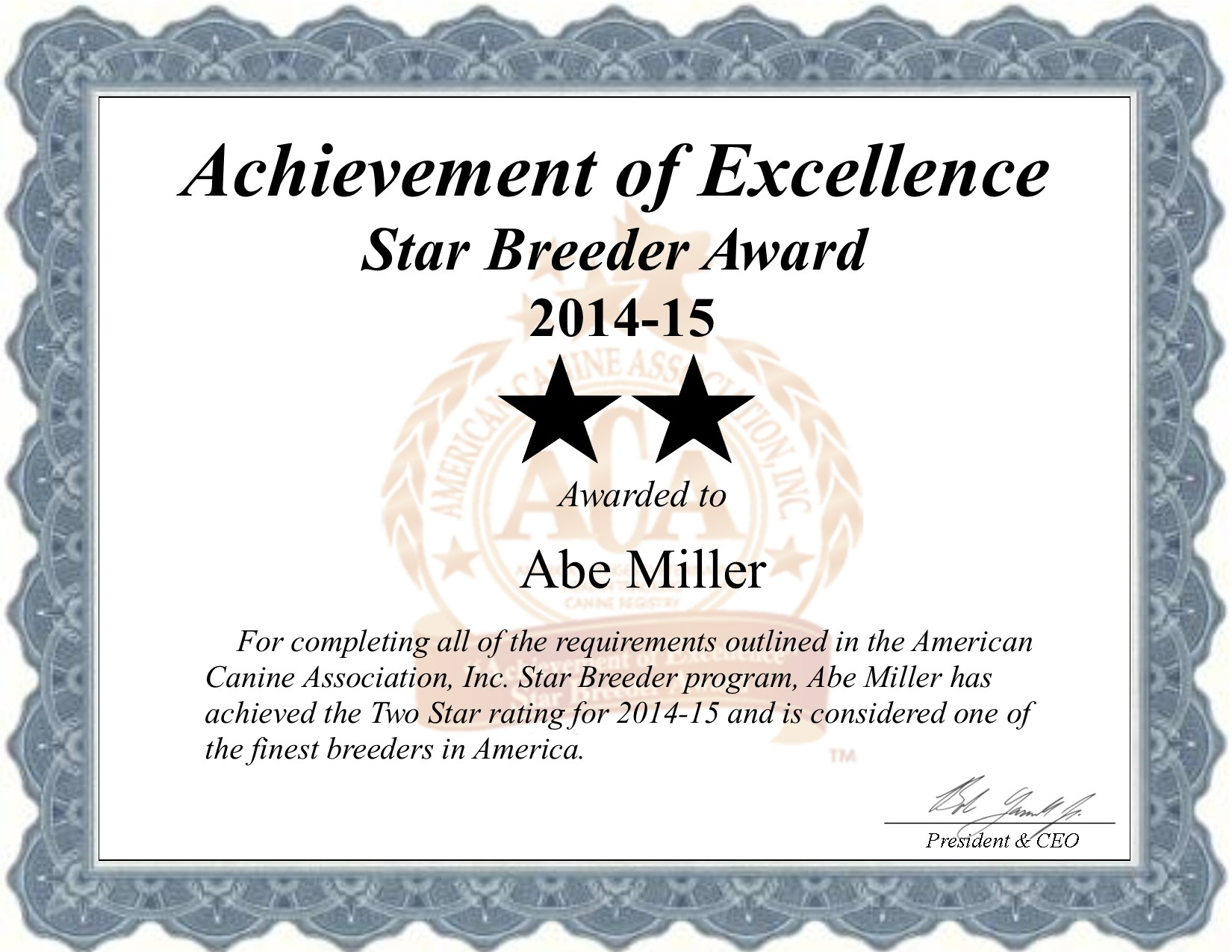 Abe, Miller, dog, breeder, abe-miller, dog-breeder, abraham, Miller kennel, broker, house, of, pets, breeders, star, hose-of-pets, star-breeder, 5 star, ACA, fresno, Ohio, oh, dog, puppy, puppies, five star, puppy mill, puppymill, professional, show, starbreeders, pet, pet store