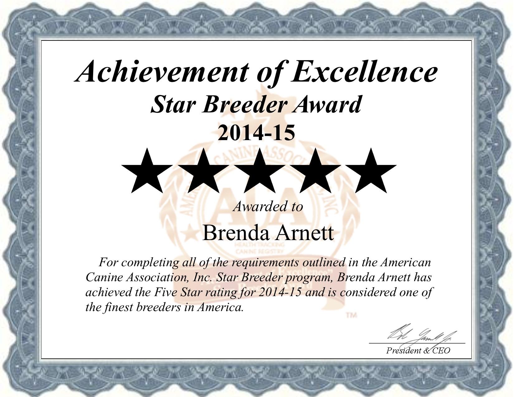 Brenda, Arnett, Brenda Arnett, Arnett Kennel, breeder, star breeder, aca, star breeder, 5 star, Edwards, missouri, mo, dog, puppy, puppies, dog breeder, dog breeders, missouri breeder, Brenda Arnett dog breeder