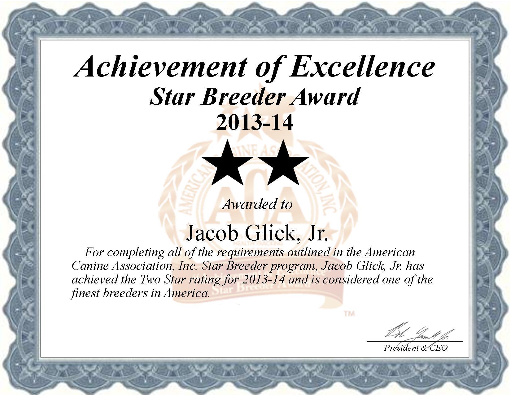 Jacob Glick, Jr., Jacob, Glick, Jr., Glick, Jr. kennel, Jacob Glick, Jr. breeder, East Earl, PA Pennsylvania, east earl pa, breeder, star breeder, 5 star breeders,  starbreeder, starbreeders, 2 star, dog, puppy, puppies