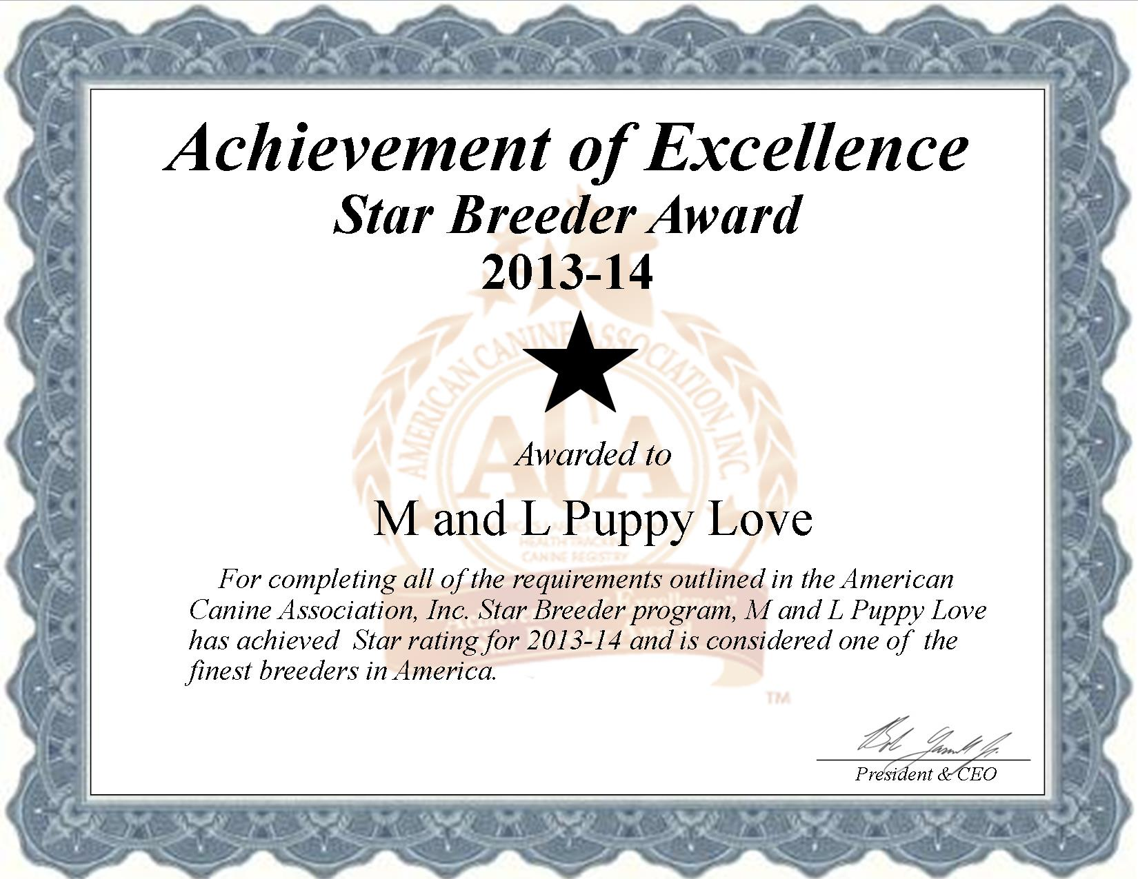M and L Puppy Love Kennel, M and L, Puppy Love, Kennel, breeder, star breeder, aca, star breeder, 2 star, archer city, texas, tx, dog, puppy, puppies, dog breeder, dog breeders, texas breeder, M and L Puppy Love dog breeder